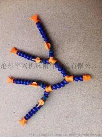 供应带开关分叉型可调塑料冷却管/万向水管/ 风管