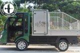 內蒙中型電動貨車,純電動貨車,電動搬運車廠家圖片