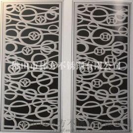 不锈钢电镀玻璃门门花 不锈钢镂空门花加工定做