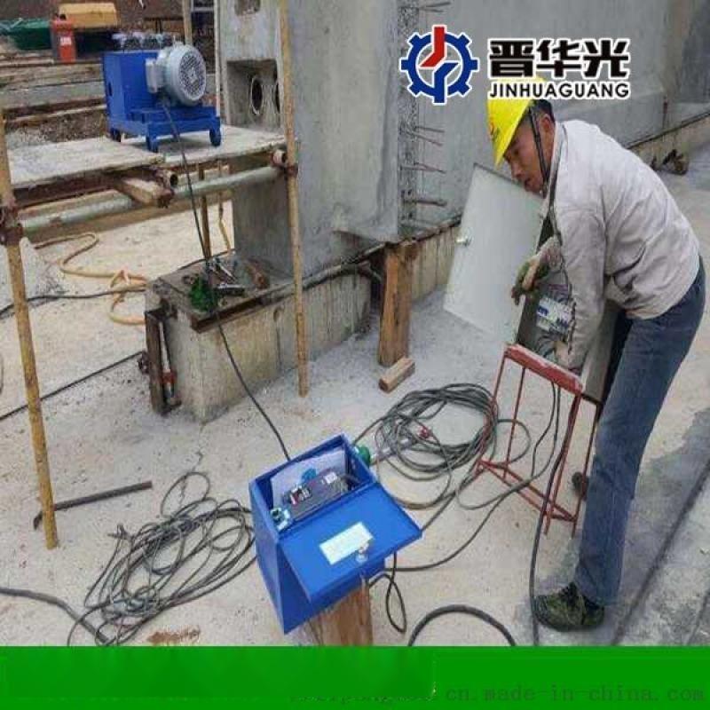 预应力成套设备梅州市厂家索具锚具穿线机钢胶线穿束机