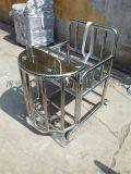 國標不鏽鋼審問椅 XD1 鐵質詢問椅