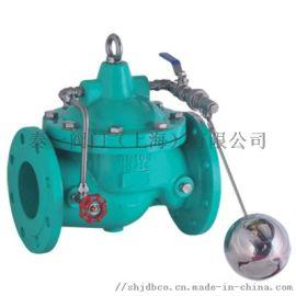 上海100X遥控浮球阀
