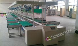 扫地机器人生产线,空调扇装配线,电熨斗老化测试线