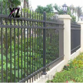 别墅锌钢围栏,农村别墅围墙护栏,辽阳院墙锌钢栅栏