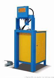 不锈钢液压冲孔机防盗网管材楼梯扶手冲弧口冲孔模具