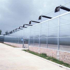 台州大棚生产厂家 新型智能温室工程 新型阳光板温室