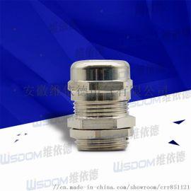 苏州维依德厂家-铜镀镍电缆接头6S-M12