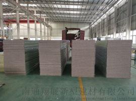 南通50岩棉夹芯板 厂家直销彩钢板