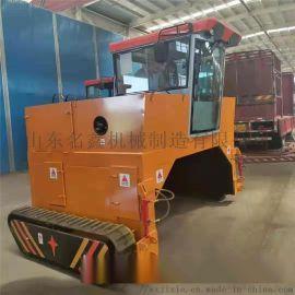 行走式翻堆机 畜牧肥发酵翻堆机 环保设备翻抛机