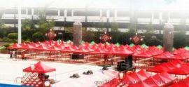 昆明广告折叠帐篷伞印字昆明四脚帐篷伞订做