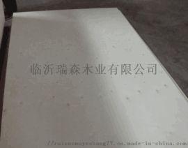 临沂杨木胶合板贴面打包装箱多层板夹板定尺漂白面