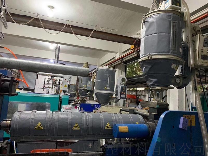 离心泵可拆卸式保温套