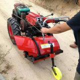 小型手扶车配套果树埋土机,葡萄树培土机