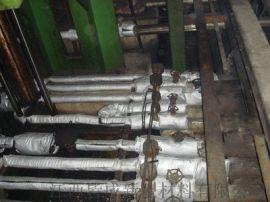 硫化机可拆卸式保温套