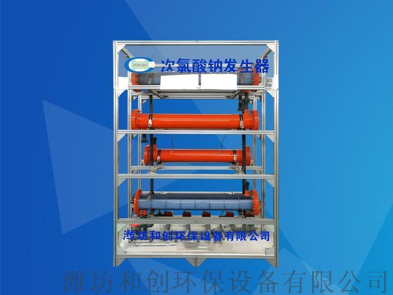 大型水廠消毒設備/雲南電解次氯酸鈉發生器
