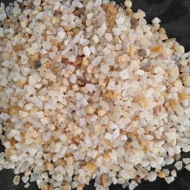 石英砂厂家直销石英砂滤料、高纯石英砂