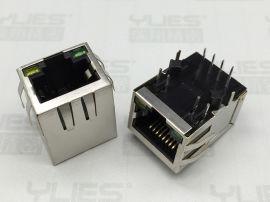 RJ45插座连接器  RJ 网络接口 RJ45网口