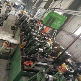 欣辰二手60汽车排气管安管机制机组 不锈钢制管管焊管机械提供工厂
