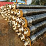 鑫龙日升DN250钢套钢直埋保温管哪有卖的?