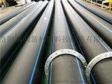 国标型号PE管生产, 国润新材PE给水管