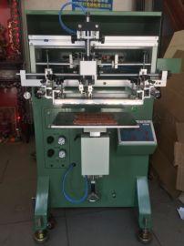 一次性餐盒丝印机打包盒盖子移印机纸碗饭盒丝网印刷机