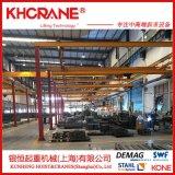 新型KPK柔性轻型组合系统起重机 轨道式悬挂起重机 轻型吊运机械