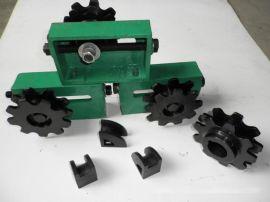 大量供應 張緊座3倍數雙鏈輪 通用五金配件