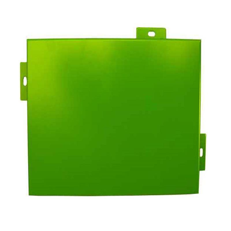 体育馆幕墙铝单板工程装饰包体材料 碳铝单板厚度
