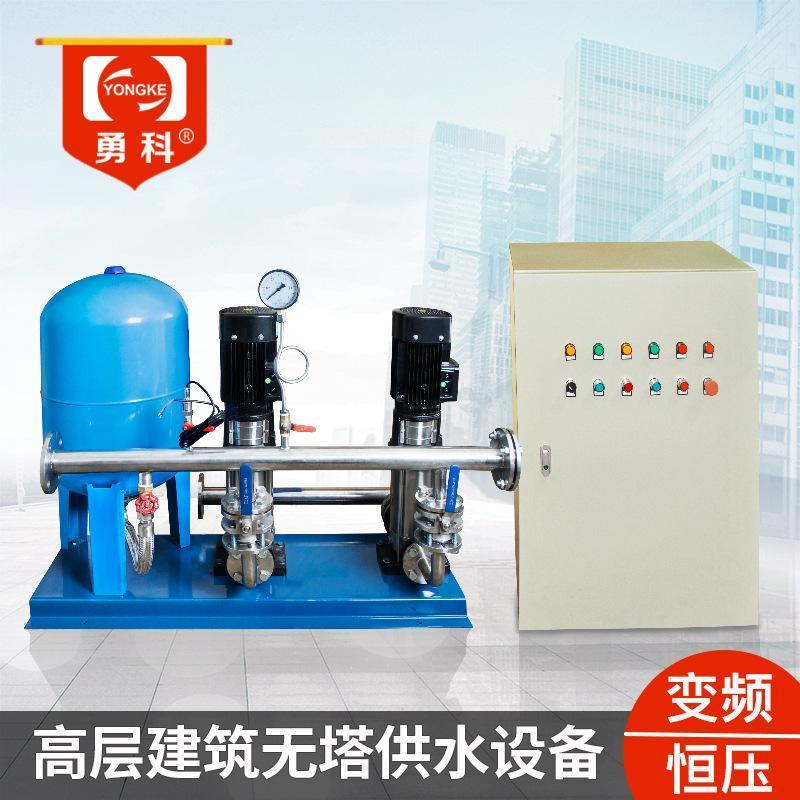 无塔供水器 恒压供水变频器 建筑工程水泵变频控制器