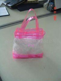 供应工厂生产 PVC化妆品袋
