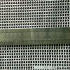 现货供应透明夹网布,车间隔断透明帘,防尘网格布