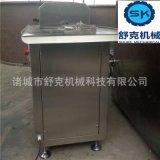 廠家直銷 臘腸扎線機 香菇腸扎線機 烤腸扎節機 304不鏽鋼製造