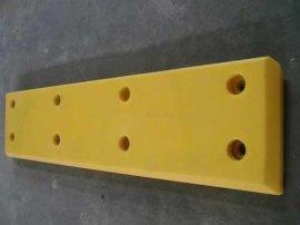 来图加工各种规格的异形件 材质是超高分子聚乙烯板