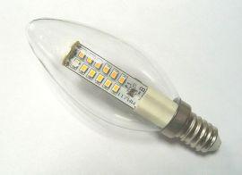 Venusop E14 LED蠟燭燈泡(360度發光) (V-C35-39S)