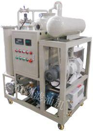高效双级变压器油提高耐压值真空滤油机