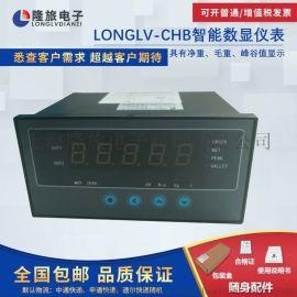 隆旅电子CHB五位智能数显扭力仪表