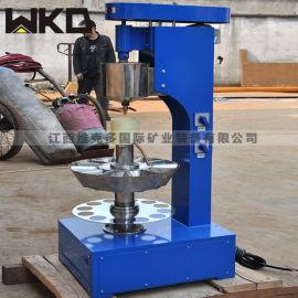 实验室湿式分样机厂家 XSHF2-3湿式分样机报价
