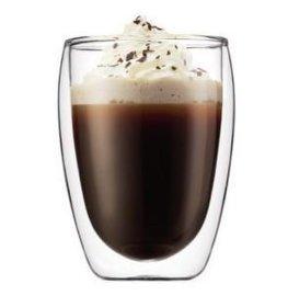 欧式玻璃杯/简约风格/双层隔热