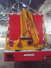 1吨折臂式随车起重机SQ1ZB2 液压小吊机