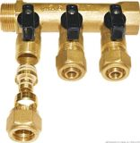 黄铜分水器(多支管)a.0183