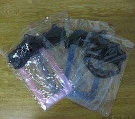 款PVC手机防水袋iphone6 ABS塑料夹子头PVC透明袋防水袋潜水