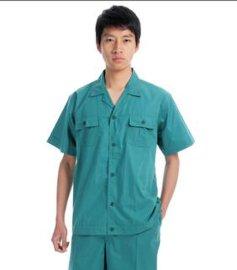 上海男班服車間工作服、制服、工程汽修服套裝