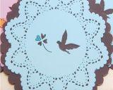 小动物彩色硅胶杯垫