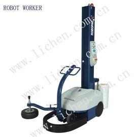 ROBOT WORKER 自走式缠绕机
