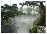 人造景观喷雾加湿降温设备|高压微雾加湿器|景观造雾