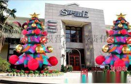 3m5m8m大型仿真充气圣诞树气模、厂家圣诞节老人圣诞雪人批发