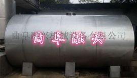 山东不锈钢储酒罐 不锈钢储存罐定制