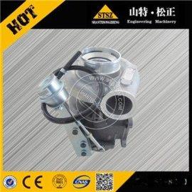 库存100小松挖掘机原厂PC300-7原厂增压器配件6743-81-8040