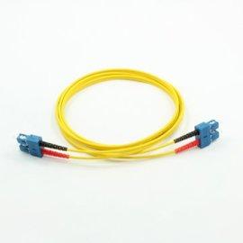 电信级光纤跳线  SC光纤跳线   单模双芯光纤跳线-科海