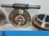 德州鑫密定制四轴数控机床分度专用精密蜗轮蜗杆